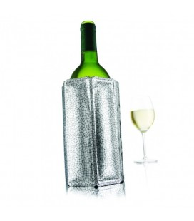 Wine Bottle Cooler Platinum
