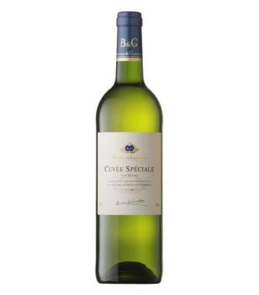 B&G Cuvee Speciale – Dry White