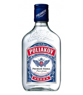 POLIAKOV PREMIUM VODKA 20cl