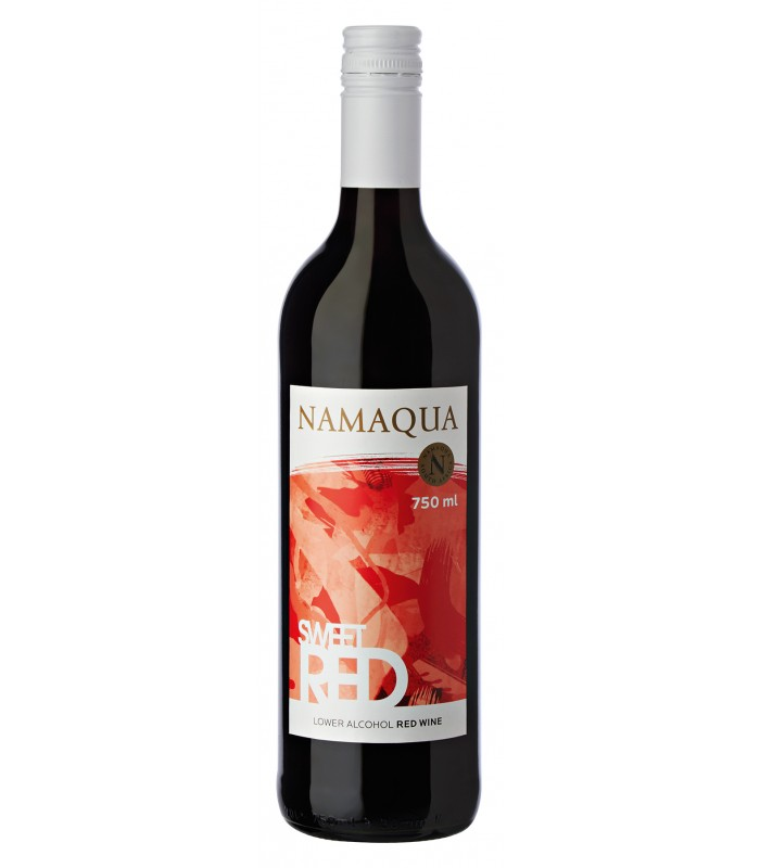 Namaqua – Natural Sweet Red - red 'n white