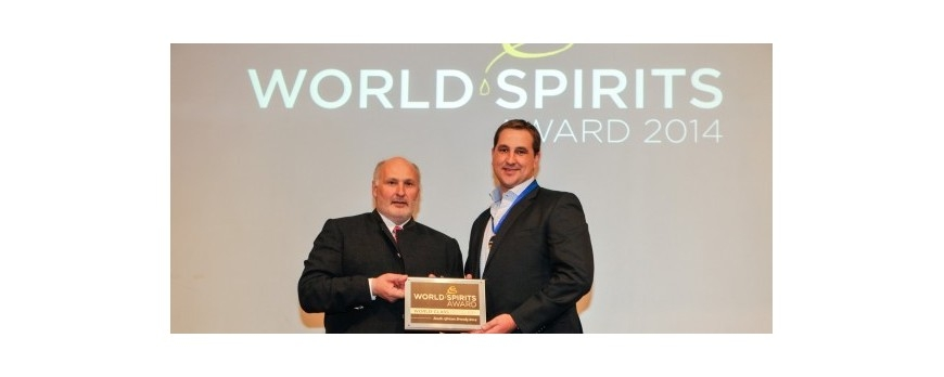 KWV Named World Class Distillery
